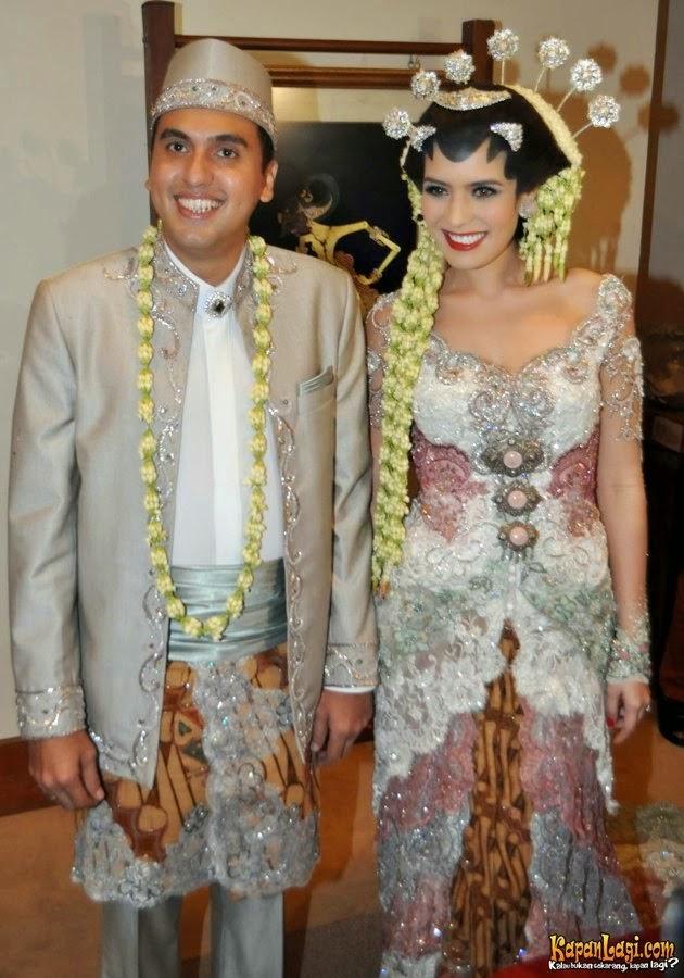 kebaya pengantin
