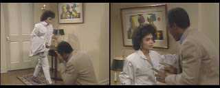 Huxtable Hotness The Cosby Show Season 1 Episode 1 Denise Lisa Bonet