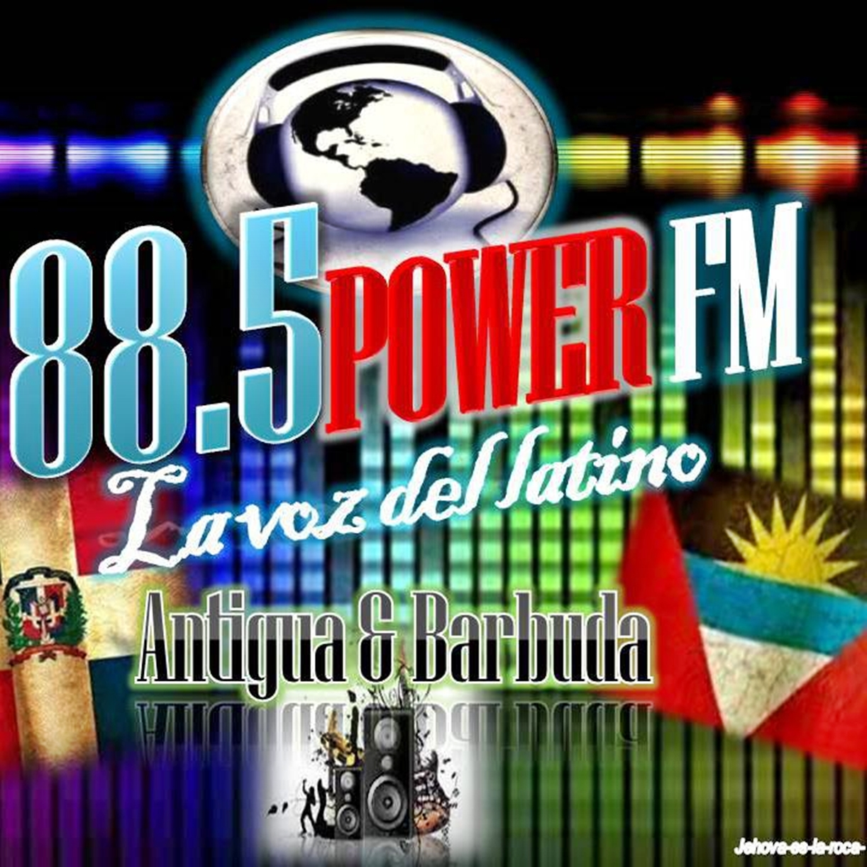 Power 88.5 FM, St. John´s, Antigua & Barbuda