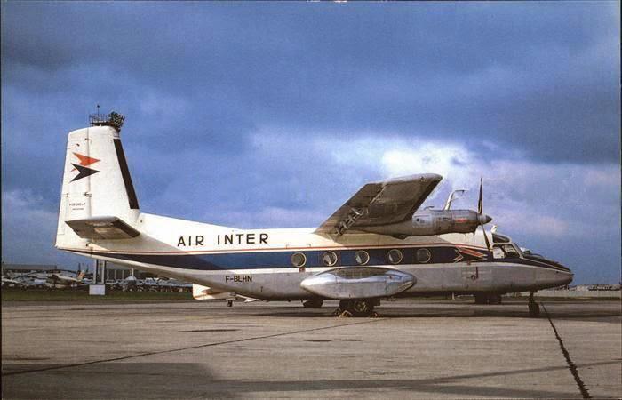 Nord 260 C/N 7 F-BLHN