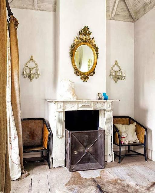 South shore decorating blog for Decoracion casa estilo andaluz