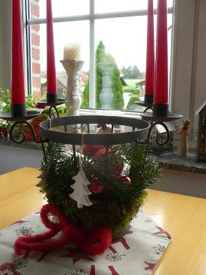 birgit s landleben adventsdeko waldorfbasar. Black Bedroom Furniture Sets. Home Design Ideas