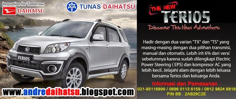 PROMO DAIHATSU  AKHIR TAHUN 2014 DP MURAH 20 % / ANGS SUPER RINGAN