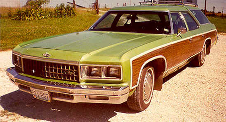 Things I Just Don't Get: Wood Panel Cars - Bob Canada's BlogWorld: Things I Just Don't Get: Wood Panel Cars