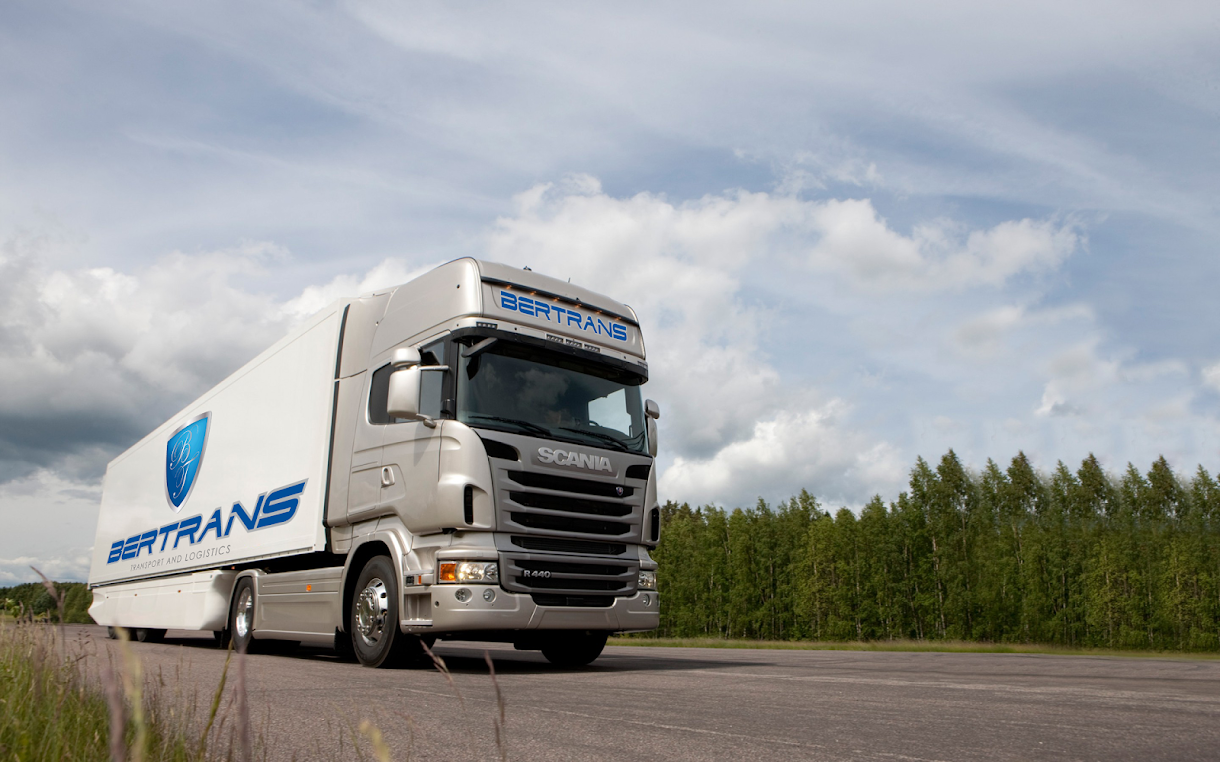 Autotrasporti Bertrans transporti e logistica