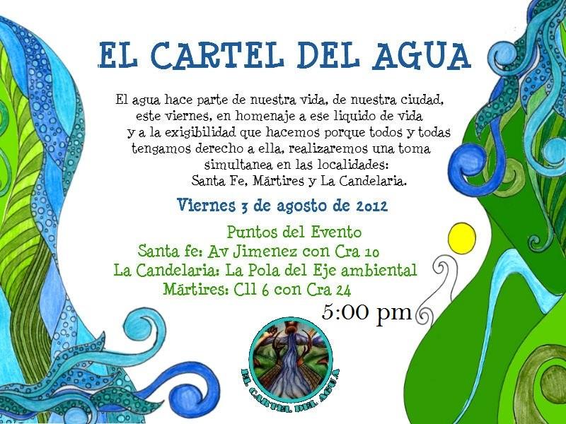 Como elaborar un cartel sobre el cuidado del agua - Imagui