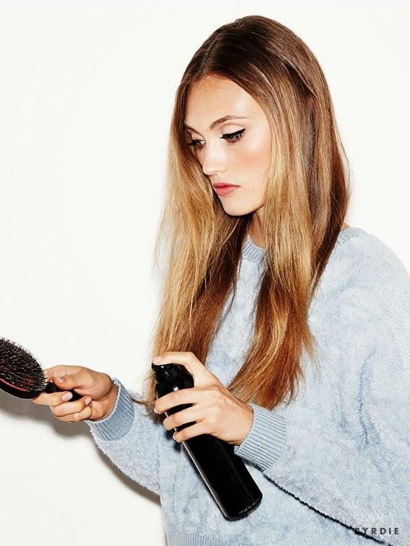 Tóc búi sang trọng cùng với cắt tóc đẹp ở Hà Nội Q. Tuấn