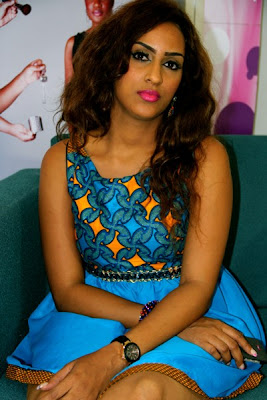 Birthday Of Ghanaian Star Actress, Juliet Ibrahim @ 27