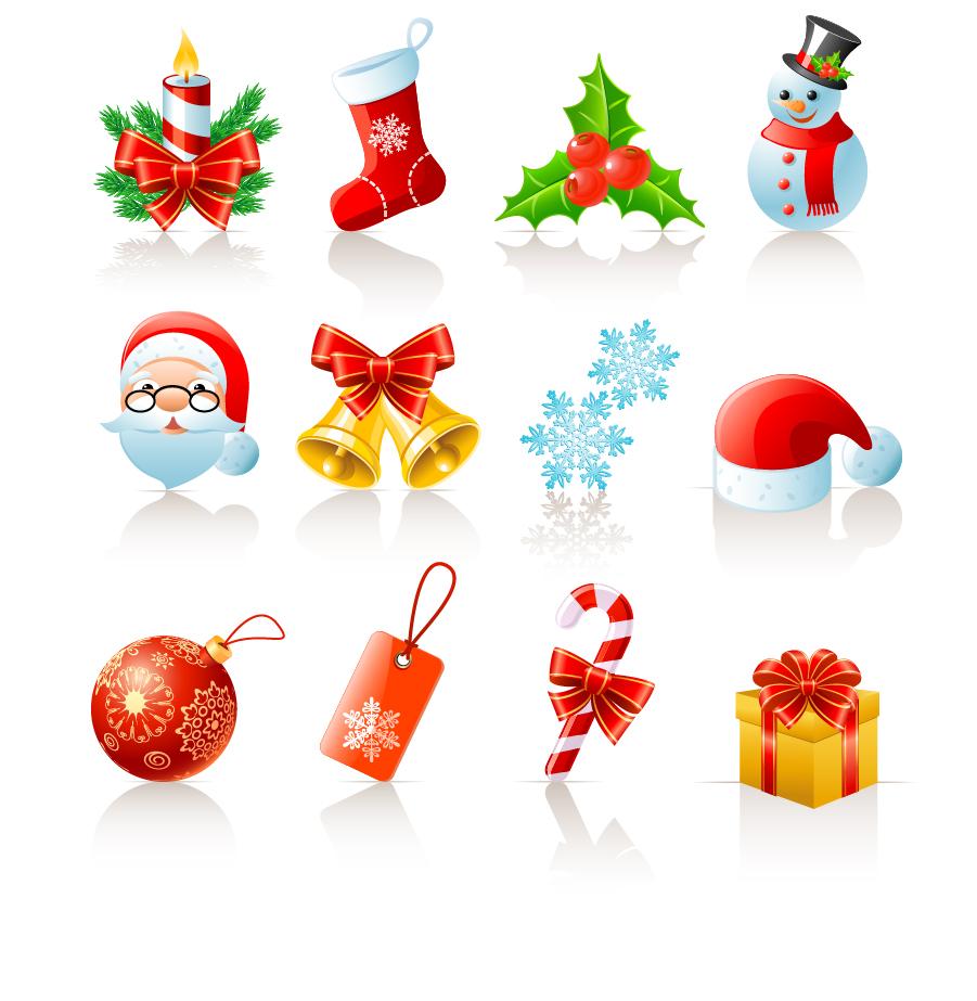 すべての講義 アルファベットノート : 美しいクリスマス飾りのセット ...
