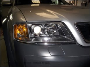 Headlights Resoration