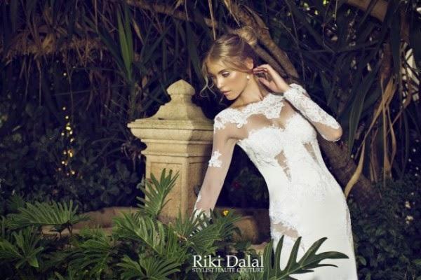 Abiti da sposa riki dalal 19