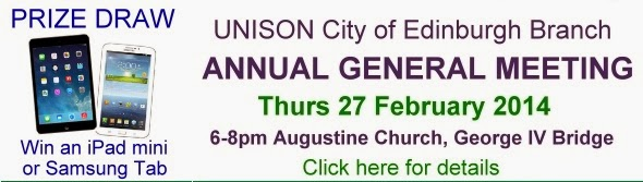 Remember the AGM 6pm tonight!