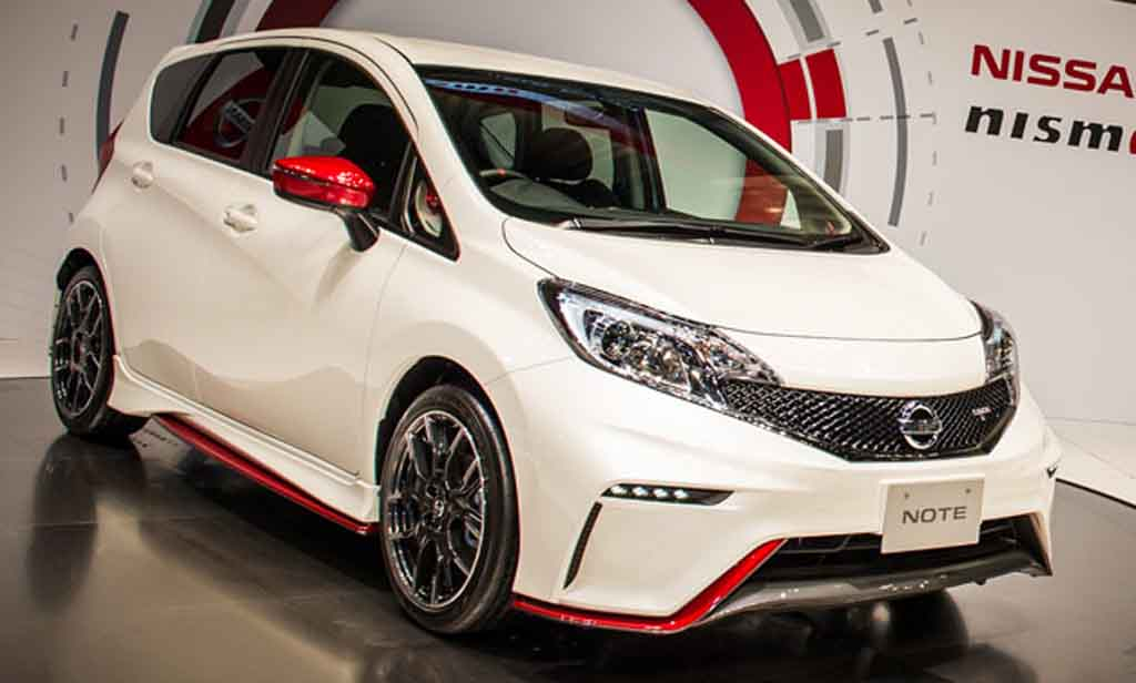 2016 nissan note review  interior  specs