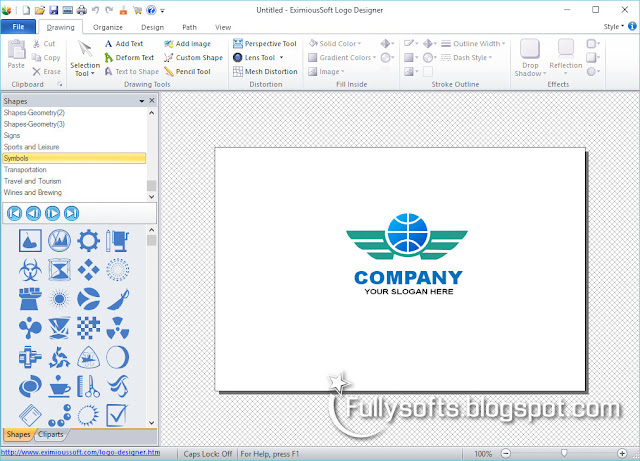 Download EximiousSoft Logo Designer 3.82 Full Crack