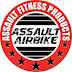 Assault Bike by LifeCORE Fitness