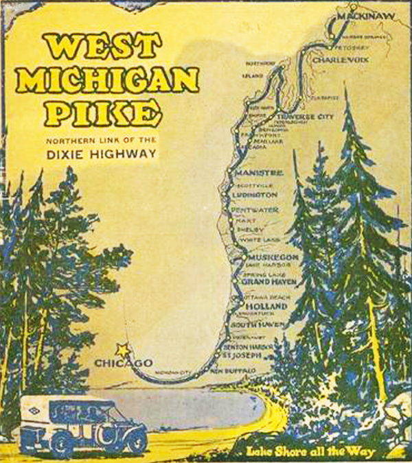 Gr8LakesCamper Celebrating The 39West Michigan Pike39