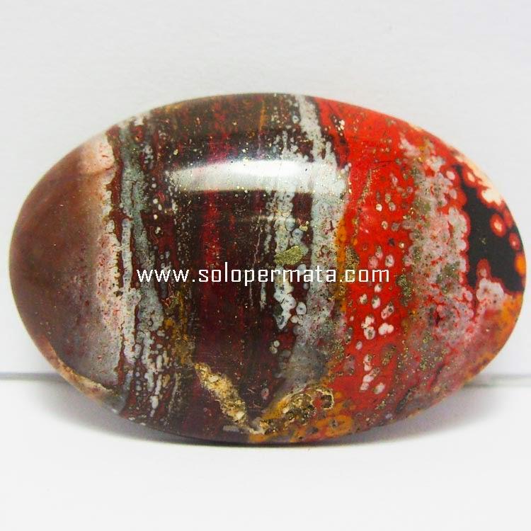 Batu Permata Pancawarna Pacitan - Sp024