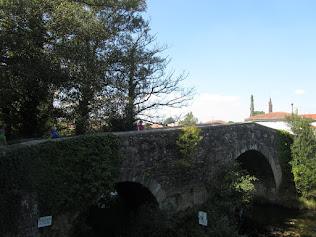 Romeinse brug in Furelos