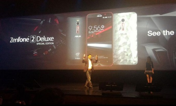 ASUS ZenFone 2 Deluxe Special Edition launched with 256GB storage