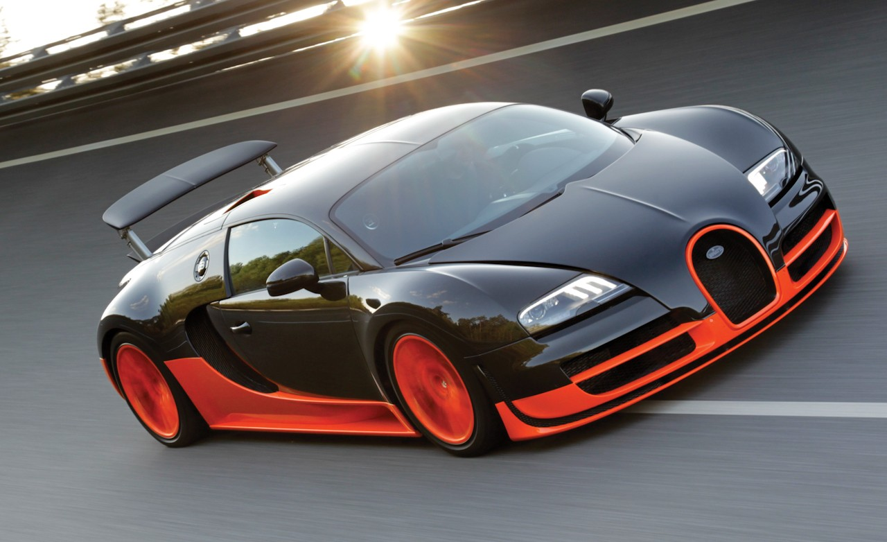 Bugatti Sports Car 2011