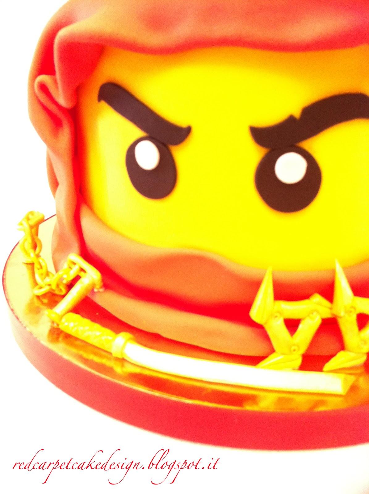 Ninjago cake by red carpet cake design® red carpet cake design®