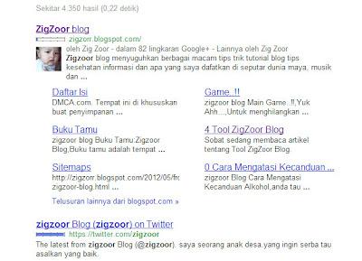 google site link
