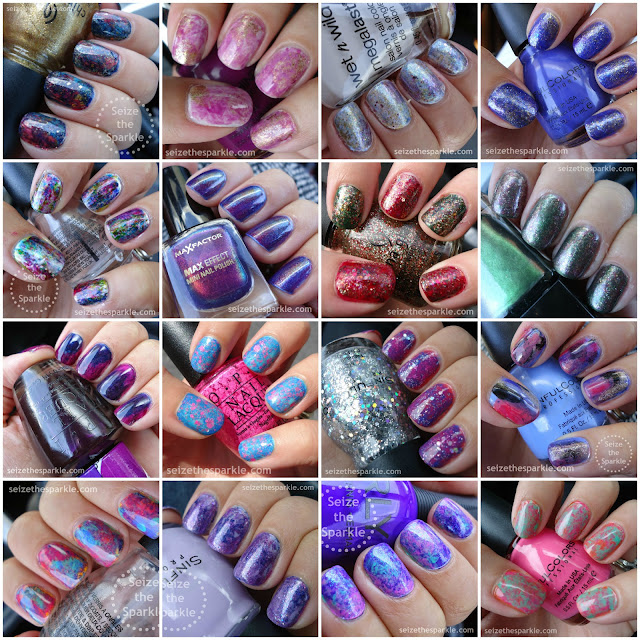 Seriotype Manicures