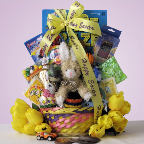 Toddler Tuesday U2013 Easter Basket Ideas