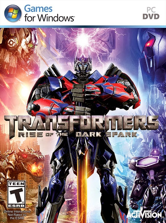 Transformers Rise of the Dark Spark PC Game Full Version