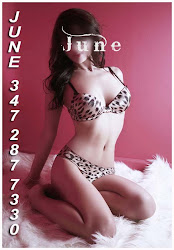 JUNE (BUNNY GIRLS NYC) 347-287-7330