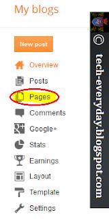 Add a Blog page