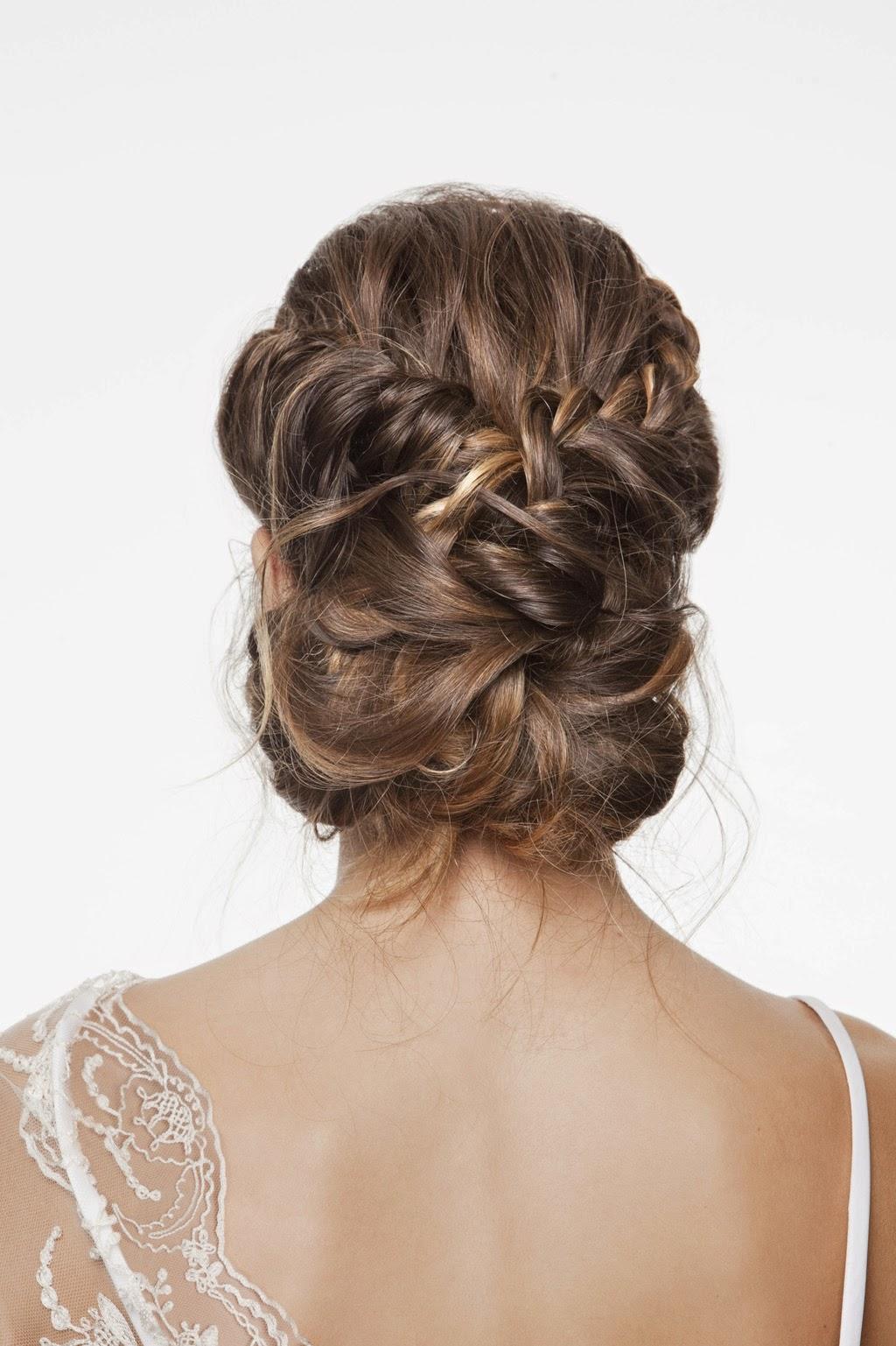 Tipos de recogidos para novias mis secretos de boda events - Recogido para boda ...