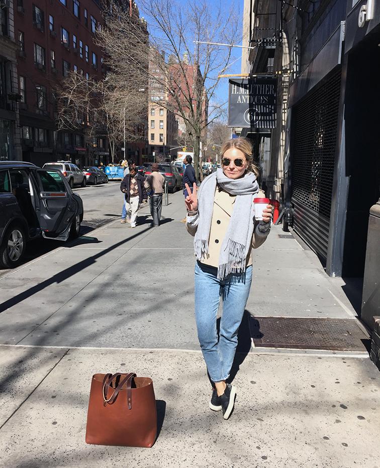 Fashion Over Reason, East Village NYC, Springtime