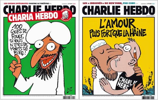 Charlie Hebdo vs. Islamist phobias