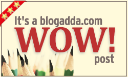 BlogAdda WOW!