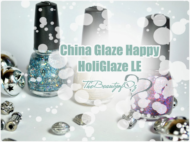 Review China Glaze Happy HoliGlaze