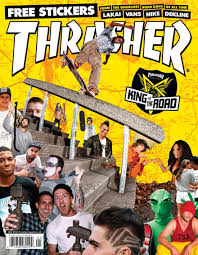 SKATERNOISE THRASHER - King Of The Road 2011