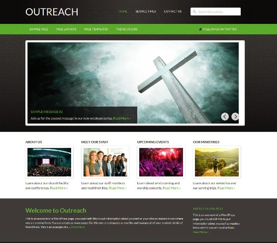 Outreach Theme