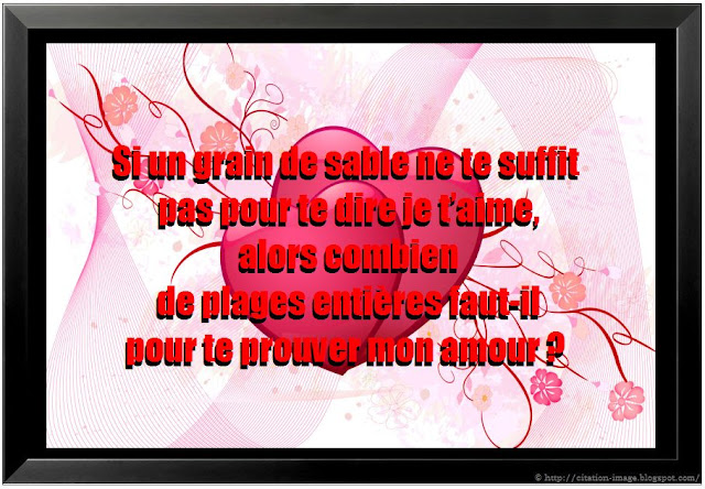 citation d amour saint valentin 2013 st valentin