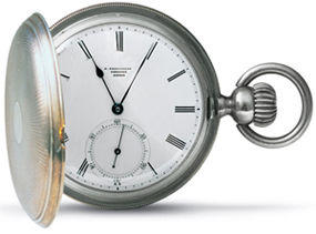 fbb5d82cce1 Seus relógios atingiram excelente reputação. Ele construiu uma rede de  contatos comerciais