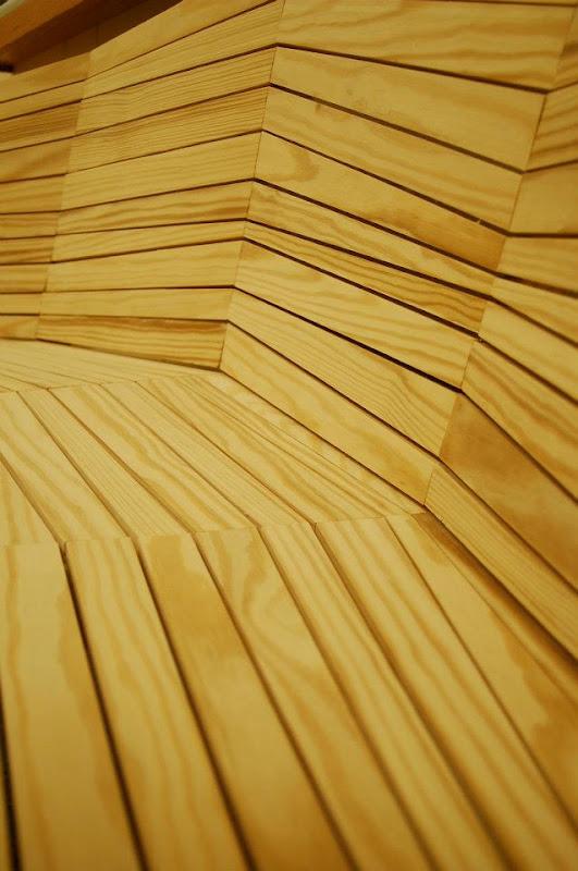 Perennial Wood Appalachian State Design Studio 2012