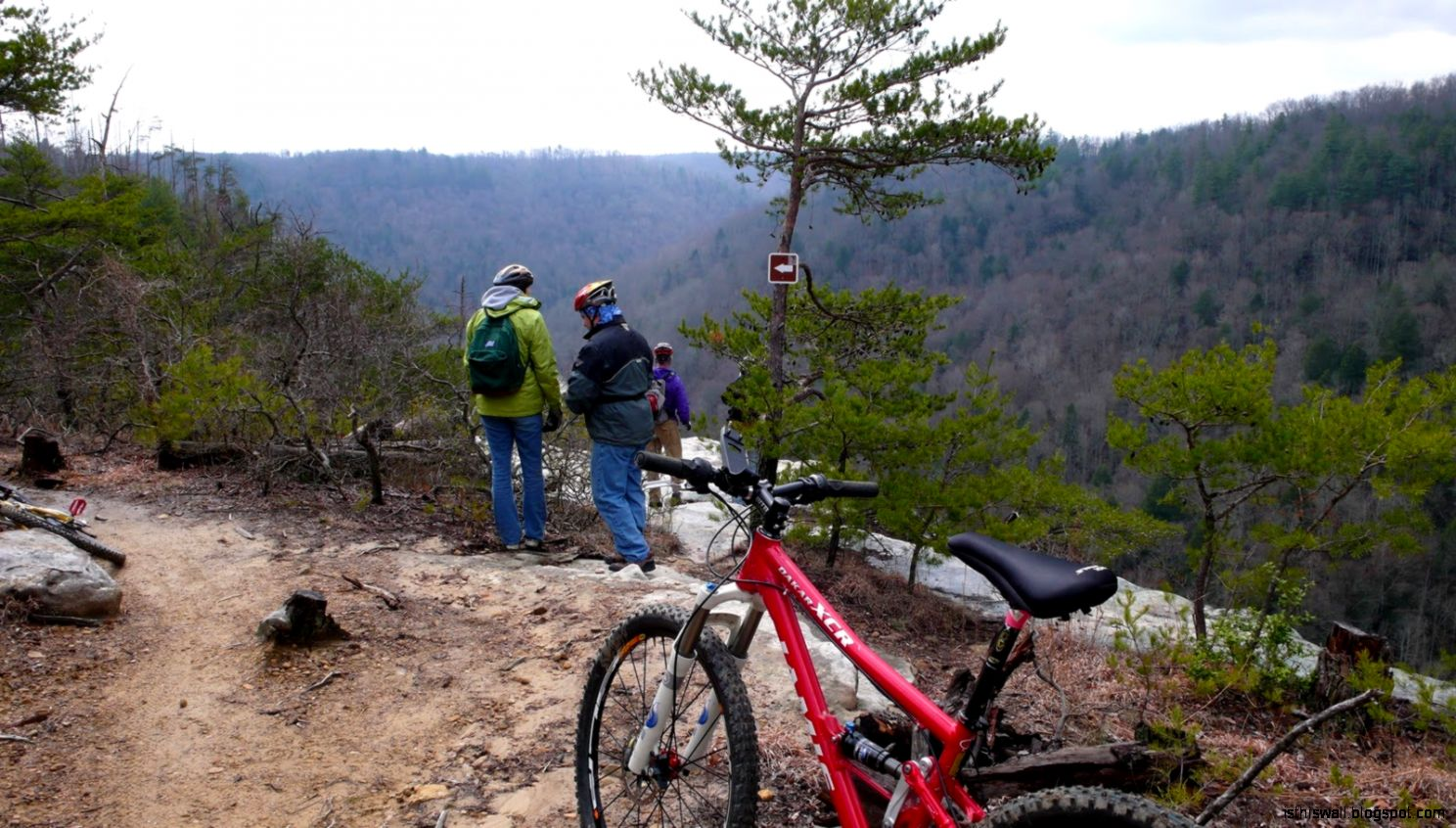 Big South Fork Mountain Bike Trails