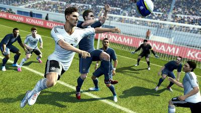 PES 2013 | Mario Gomez header