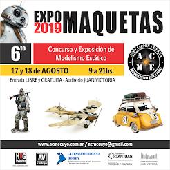 6° Concurso Regional  de Modelismo Estático - San Juan - Argentina