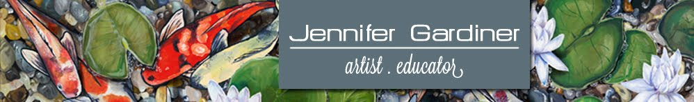 Jennifer Gardiner: artist . educator