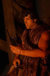 "NECA Rambo Survival Version 7"" Figure"