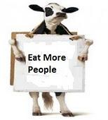 Blogging Cow