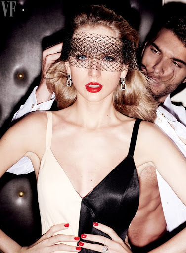 Taylor Swift Vanity Fair Magazine USA September 2015