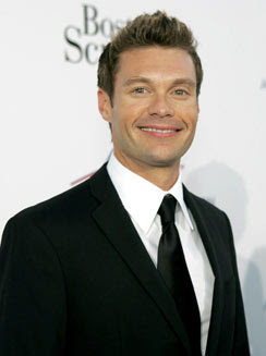 RYAN SEACREST SHORT SPIKY HAIR