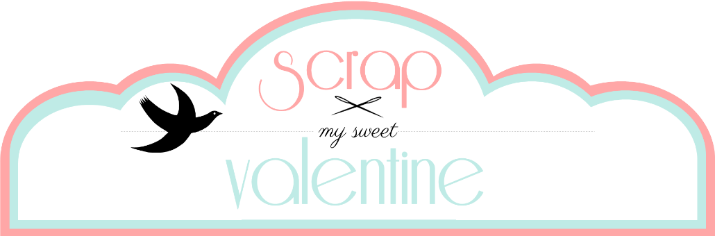 Scrap My Sweet Valentine